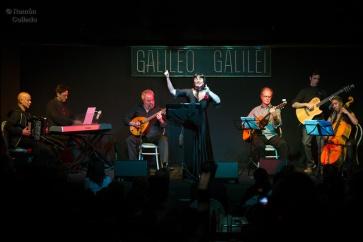 Concierto Galileo Galilei